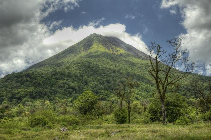 Arenal Volcano and Hot Springs Day Trip from San Jose Costa Rica, Caribbean