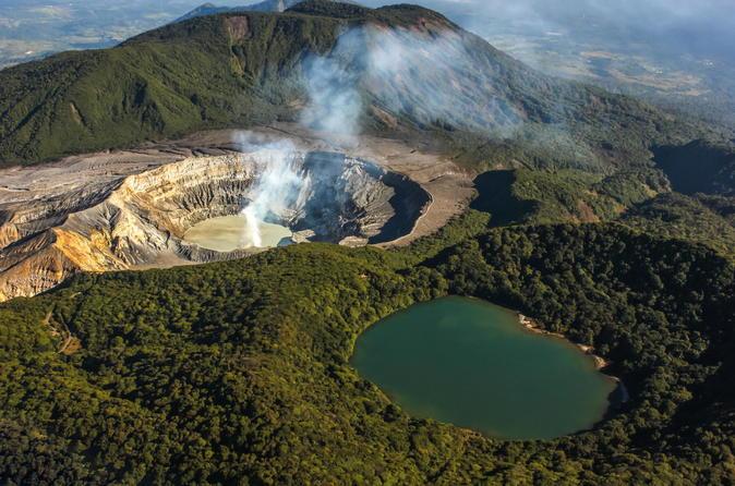 Half-Day Trip to the Amazing Irazu Volcano National Park