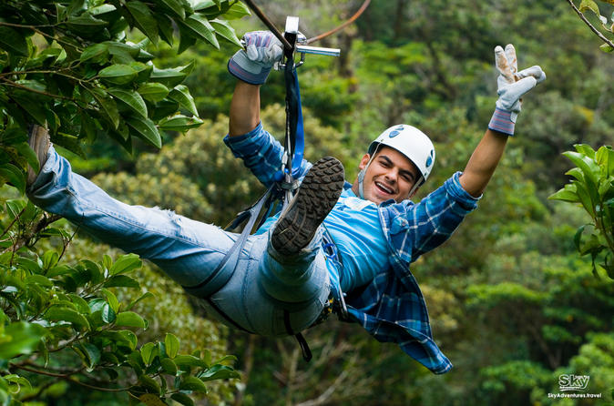 Sky adventures tour from monteverde in monteverde 314474