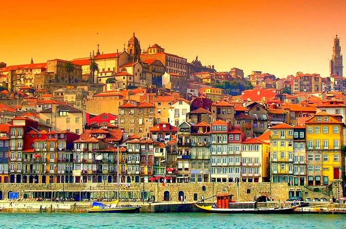 Porto City Tour From Lisboa - Lisbon