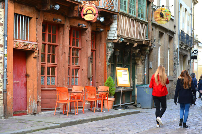Brittany Cultural & Theme Tours