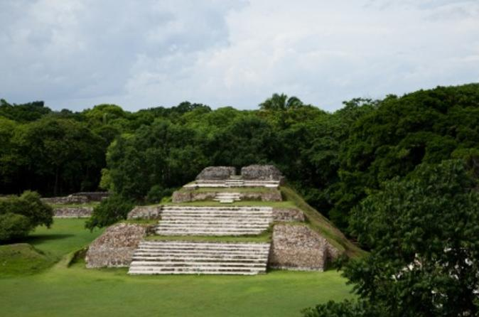 Belize city shore excursion city tour with altun ha mayan temples in belize city 108713
