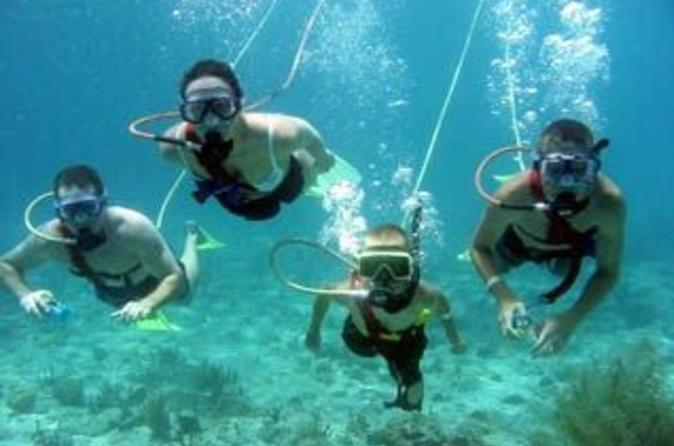 Belize snuba adventure tour from ambergris caye in san pedro 121636