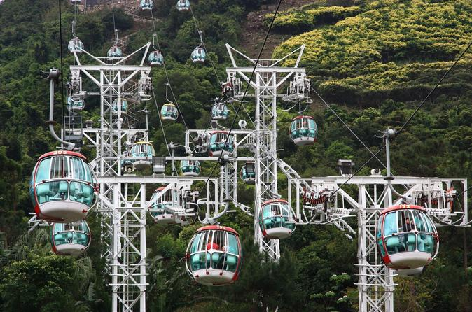 Ocean Park Hong Kong General Admission with Hotel Pickup