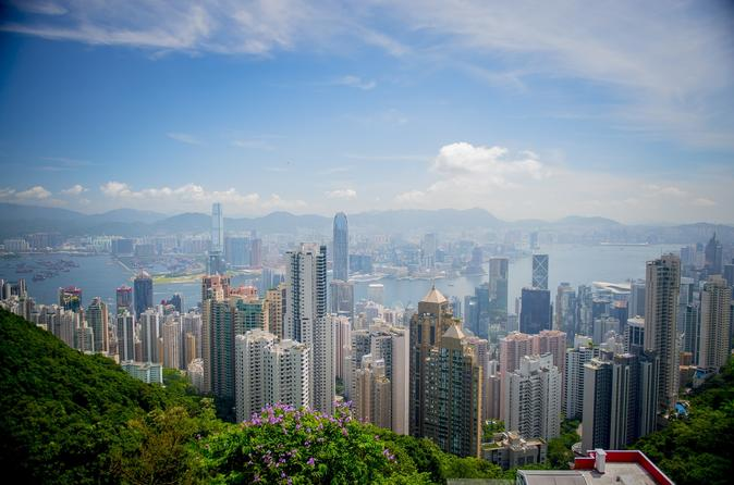Private Hong Kong Helicopter Flight and Full-Day Tour