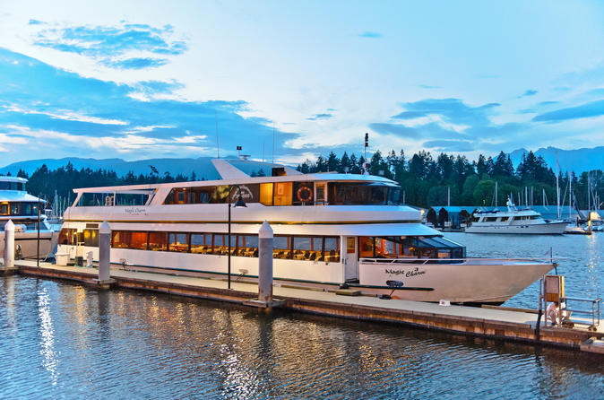 Vancouver Cruises, Sailing & Water Tours