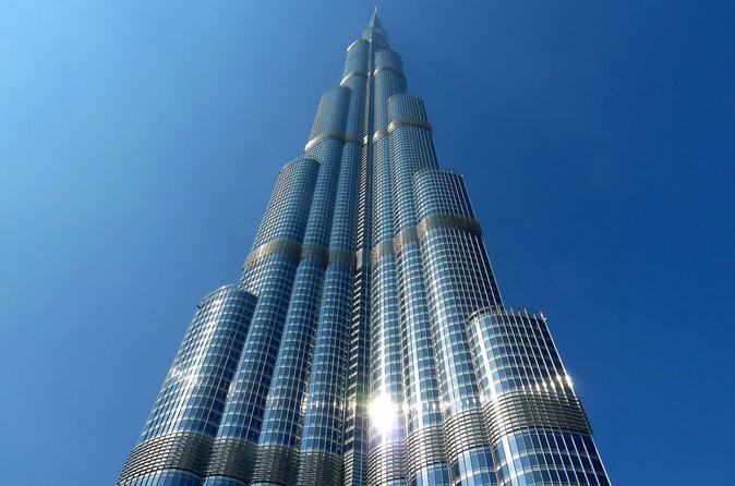 Dubai Mall Shopping And Burj Khalifa At The Top Visit