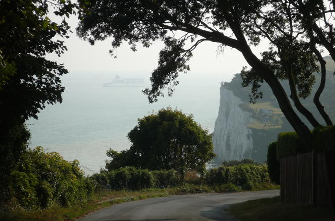 Private Half-Day Trip to Picture Postcard Villages of East Kent from Dover Including Traditional Cream Tea