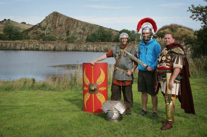 A Roam With A Roman: 2-Hour Guided Walking Tour Of Hadrian's Wall