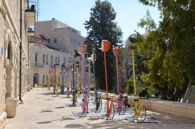 Beyond the walls of jerusalem walking tour including market visit and in jerusalem 372536