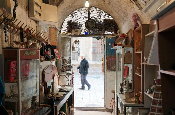 Tastes of old town jerusalem small group walking tour including in jerusalem 372544