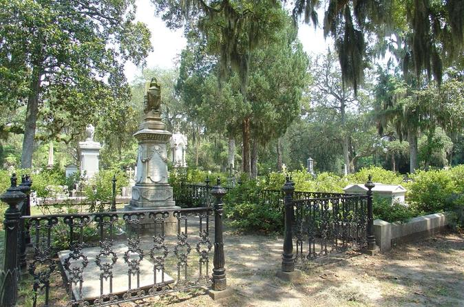 Bonaventure Cemetery Walking Tour