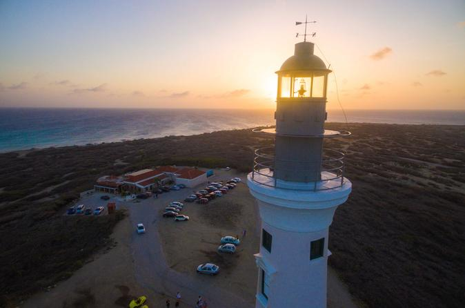 Noord After-Hours California Lighthouse Entrance Ticket and Private Guided Tour Aruba, South America