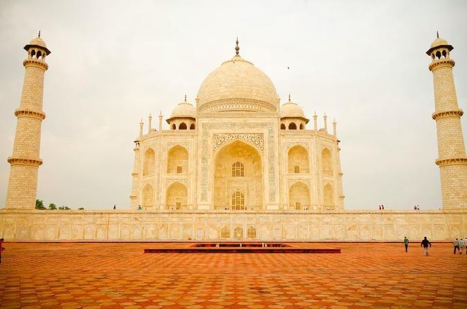 Priavte Taj Mahal and Agra Full Day Tour from Jaipur