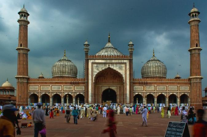 Private Combo Tour Of Old And New Delhi In 1 Day By Mercedes