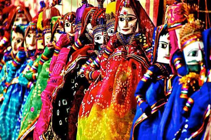 Private Jaipur Full-Day Shopping Tour