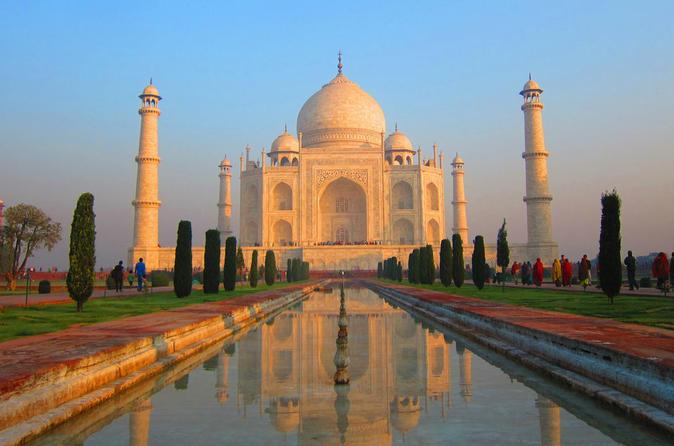 Sunrise Taj Mahal Day Tour from Jaipur