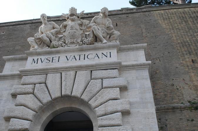 Best of Vatican Skip-the-Line Tour