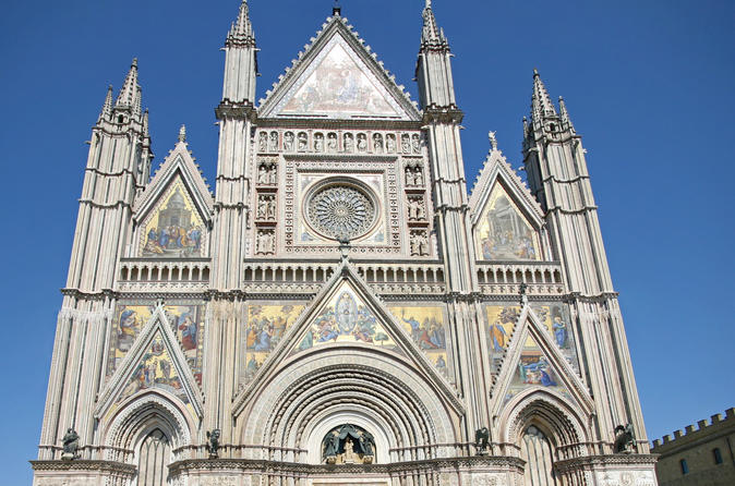 One Day Trip to Orvieto And Assisi From Rome