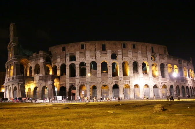 Sunday Colosseum at Night After-Hours Tour