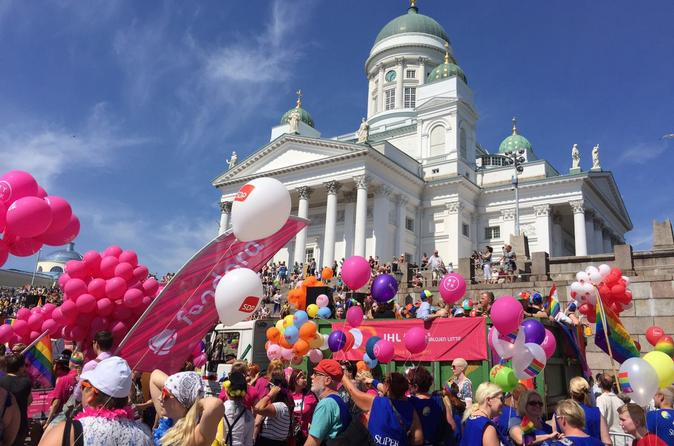 Helsinki Small-Group Walking Tour Finland, Europe