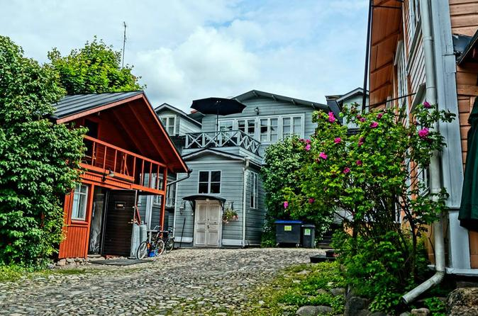 Medieval Porvoo and Maritime Loviisa Combination Tour from Helsinki
