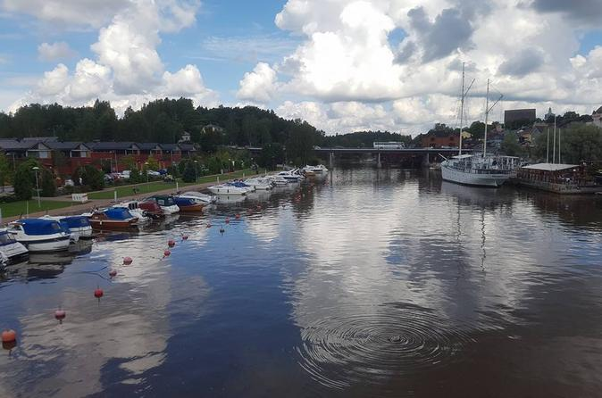 SHORE EXCURSIONS: Small-Group Half-Day Tour of Porvoo Old Town from Helsinki
