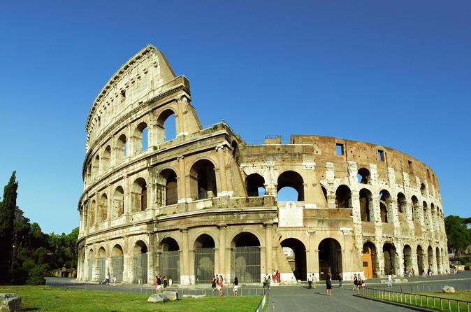 Melhor Passe turístico de Roma: Vaticano e Roma Antiga