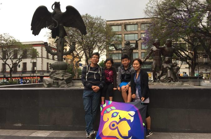 Mexico City Layover Tour: Downtown City Sightseeing