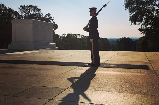 Arlington National Cemetery Guided Walking Tour