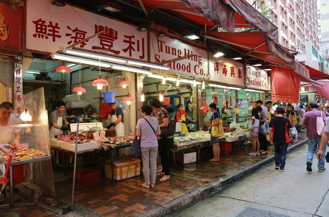 5-Hour Hong Kong Markets Walking Tour