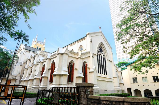 Walking Experience of Hong Kong Colonial History