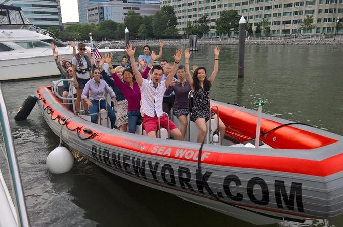 jersey city boat tours