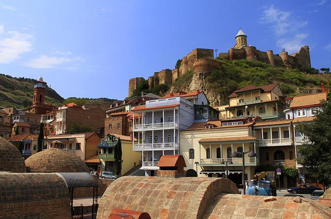 Tbilisi and mtskheta private tour in tbilisi 371039