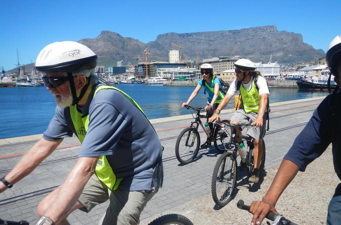 4-Hour Cape Town City Cycle Tour