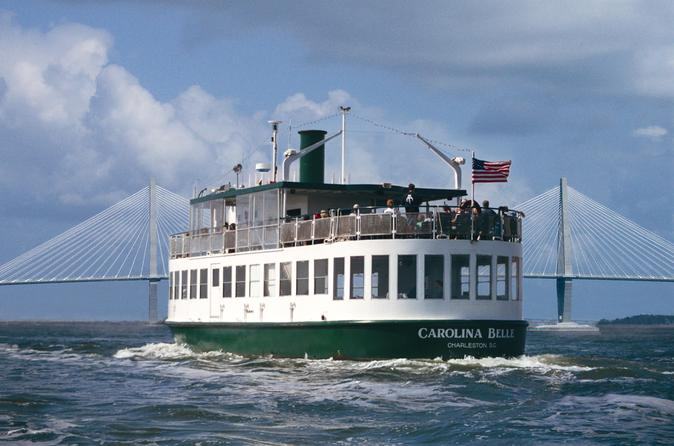 Charleston harbor of history tour in charleston 371711