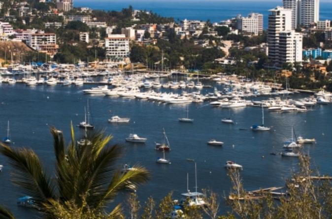 City tour por Acapulco