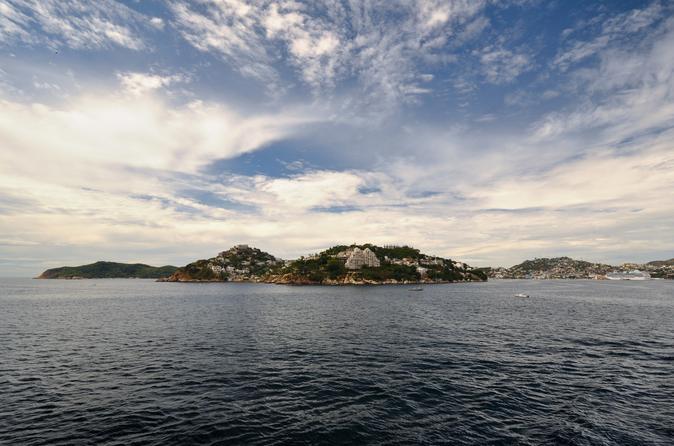 Excursão para a Lagoa de Coyuca em Acapulco