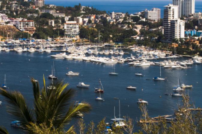 Excursão pela costa de Acapulco: City tour abrangente por Acapulco