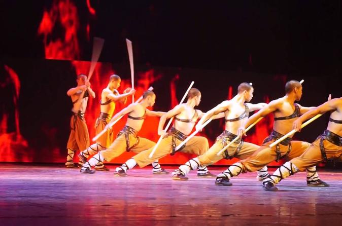 Luxury Tour: Famed Dadong Peking Duck Dining Experience And VIP Seated Kung Fu Show At Red Theater - Beijing