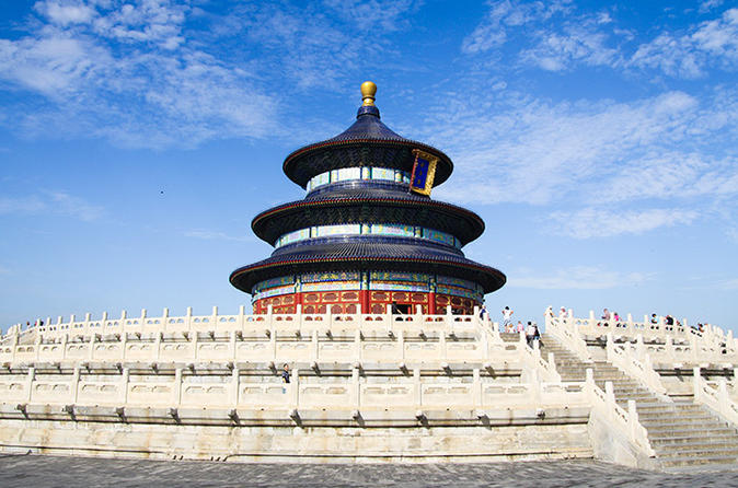 Private Day Tour including Temple of Heaven, Tai Chi Lesson, Rickshaw, and Hutong Family Lunch