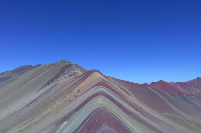 Full-Day Trek to Rainbow Mountain from Cusco, Peru