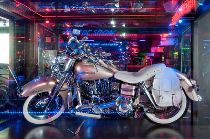 Ingressos para o Harley Motor Show