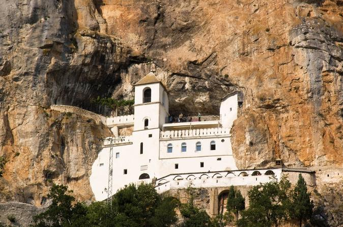 Day trip to monastery ostrog from budva or becici and petrovac in budva 437588