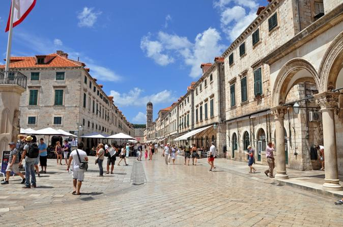 Private Walking Tour Of Dubrovnik Old Town