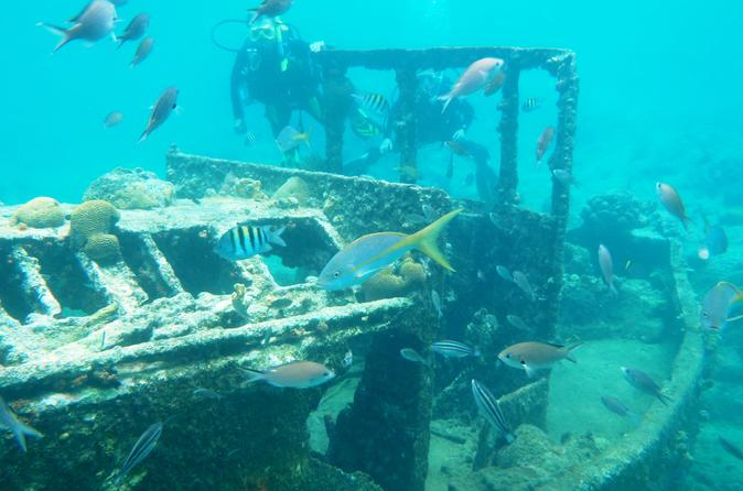 Mergulho de descoberta em Curaçao