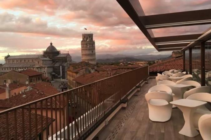 Explore The City Of Pisa With A Local, Enjoy A Gelato, Sip A Cocktail And Enjoy A Breathtaking View Over The Square Of Miracles