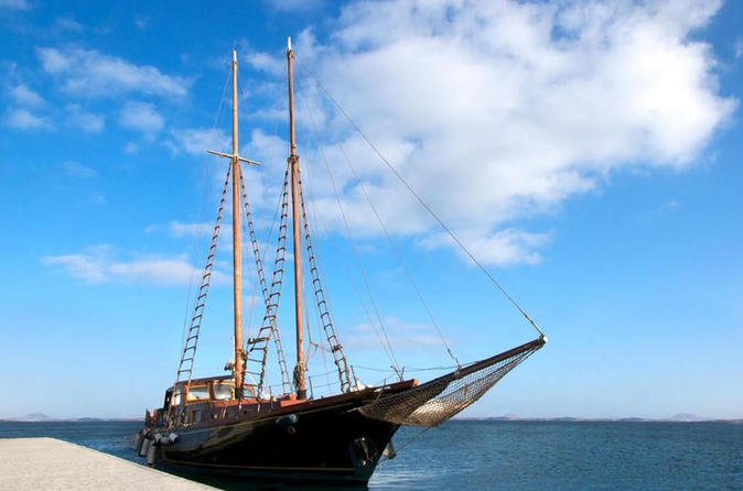 4-Hour Trip On Luxurious Boat From Puerto De Mogán - Gran Canaria