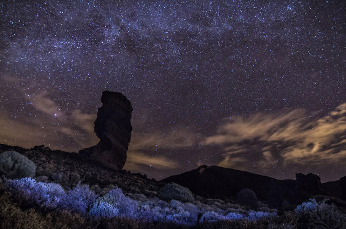 Night Route At Teide National Park With Stargaze - Tenerife