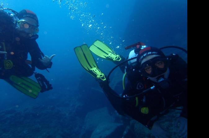 PADI Certification Scuba Diving Course - Gran Canaria